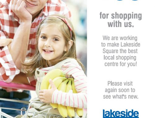 Lakeside Square Shopping Centre posters