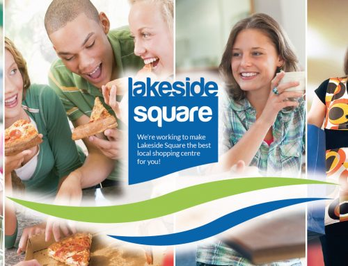 Lakeside Square Signage